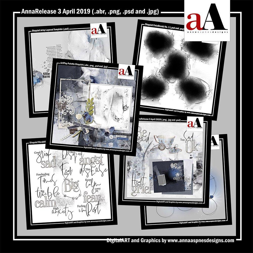 aA DigitalART Store Updates 04-03