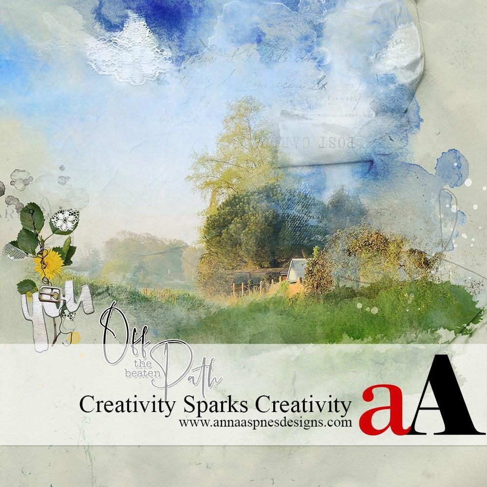 Creativity Sparks Creativity