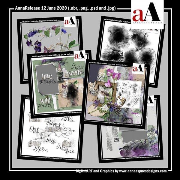 aA DigitalART Store Updates 06-12