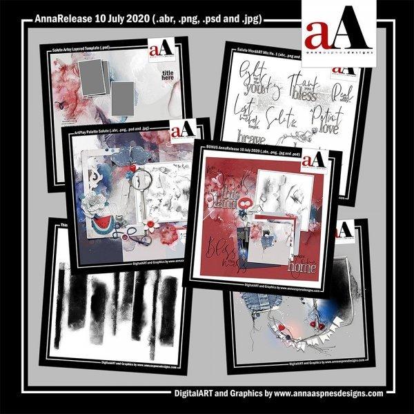aA DigitalART Store Updates 07-10