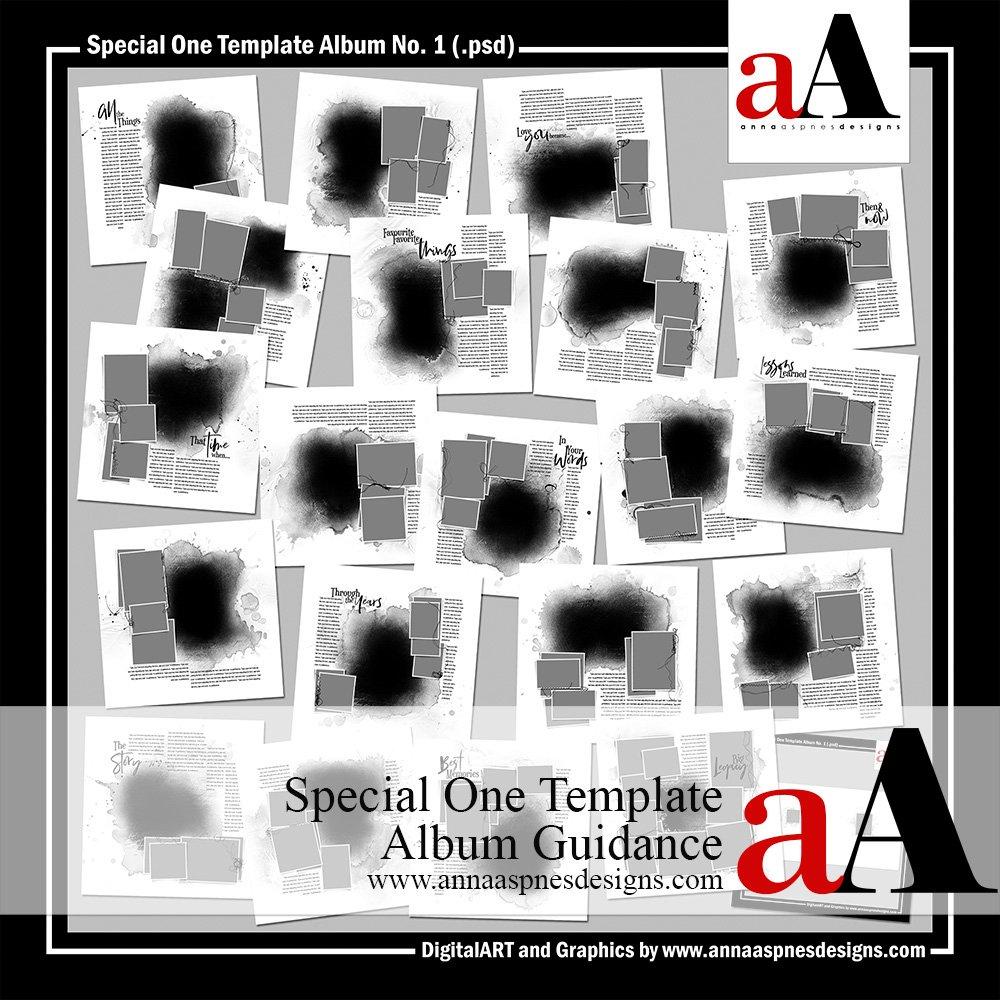 Special One Template Album