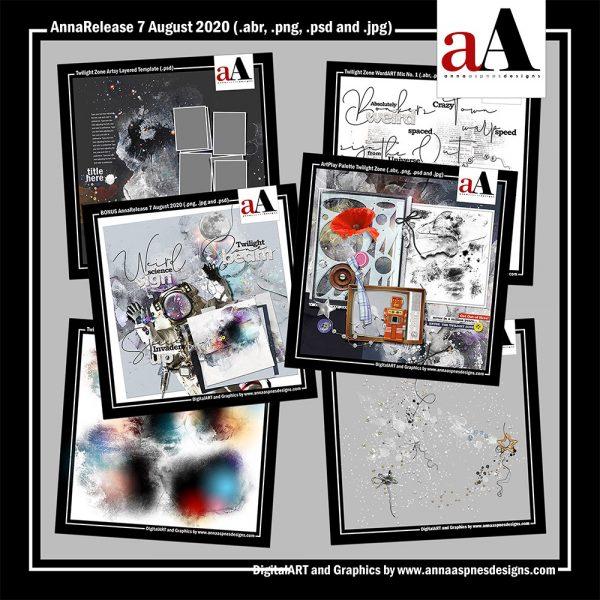 aA DigitalART Store Updates 08-07
