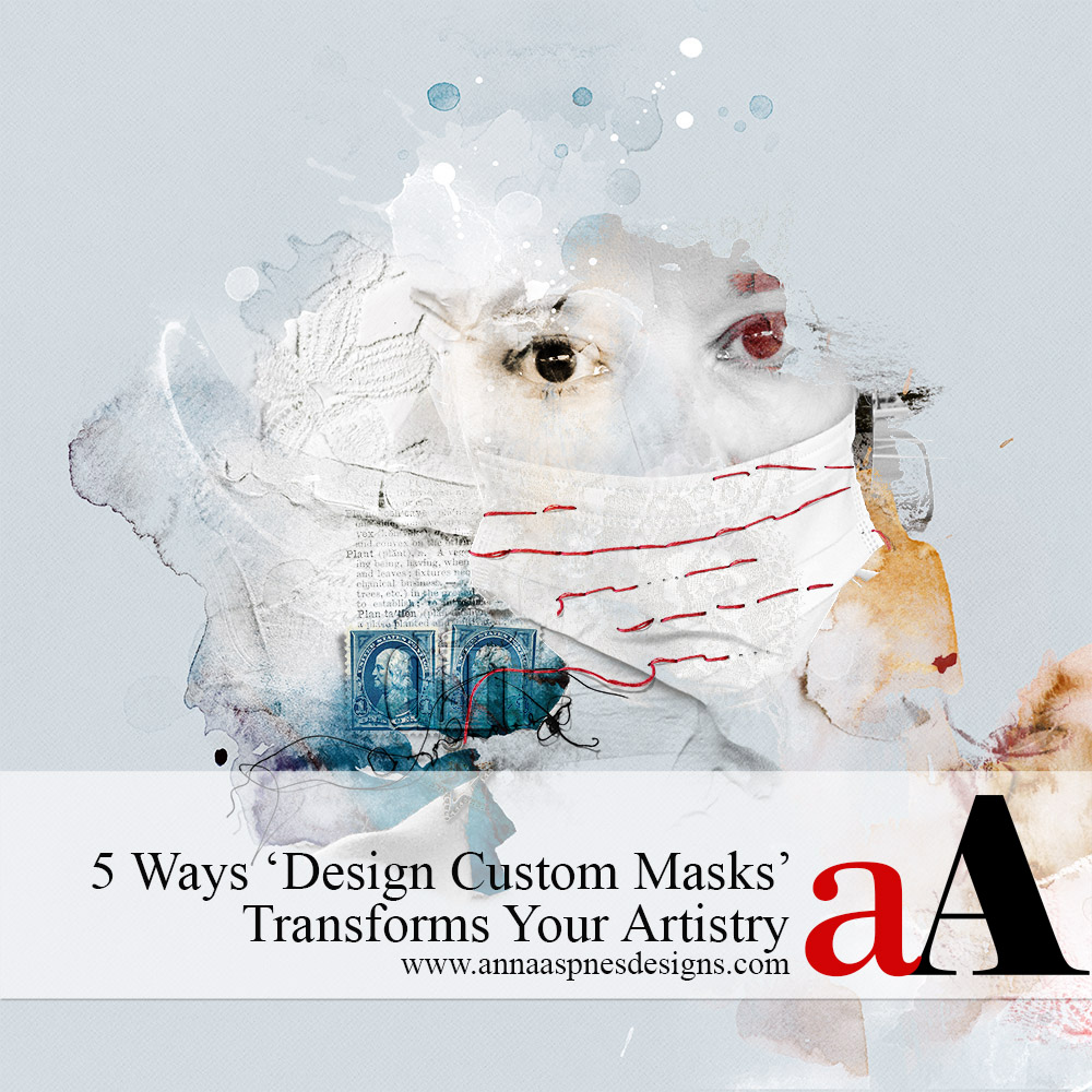 5 Ways Design Custom Masks Transforms Your Artistry