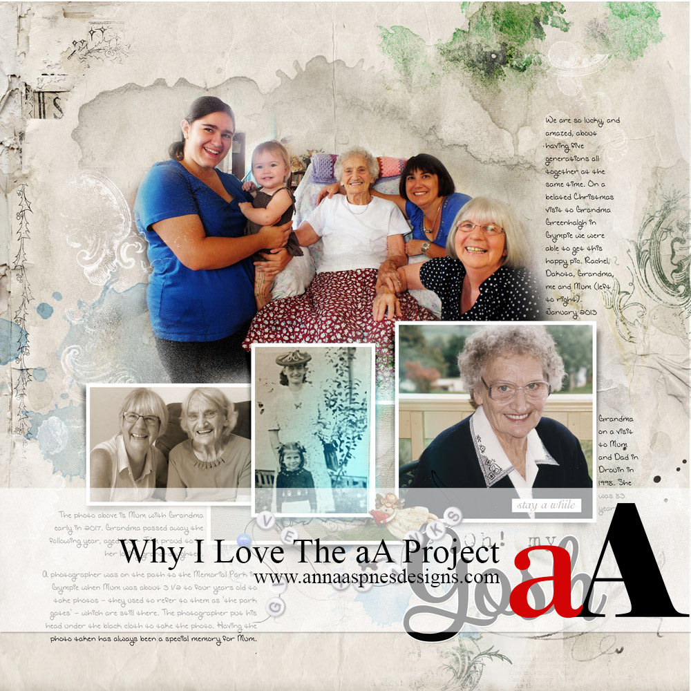 Why I Love The aA Project