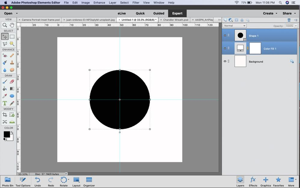 Custom Inset Dimensional Frames