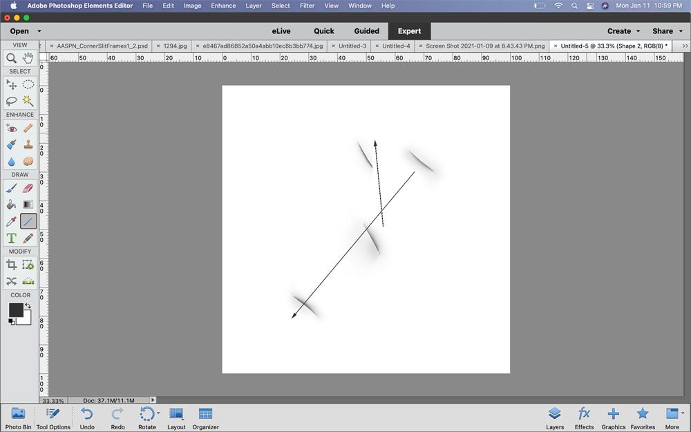 7 Ways to Use Corner Slit Frames