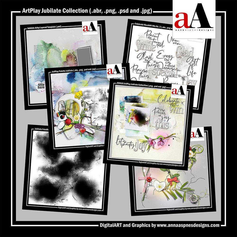 ArtPlay Jubilate Collection
