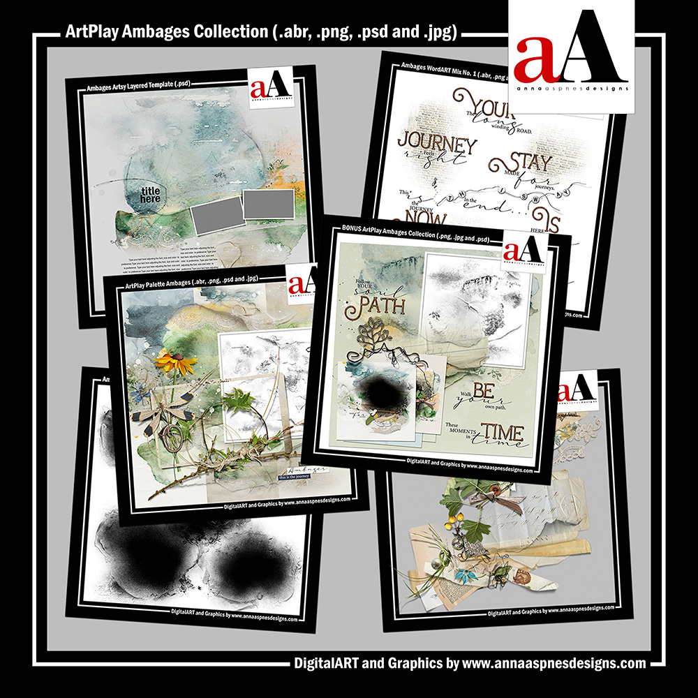 ArtPlay Ambages Collection