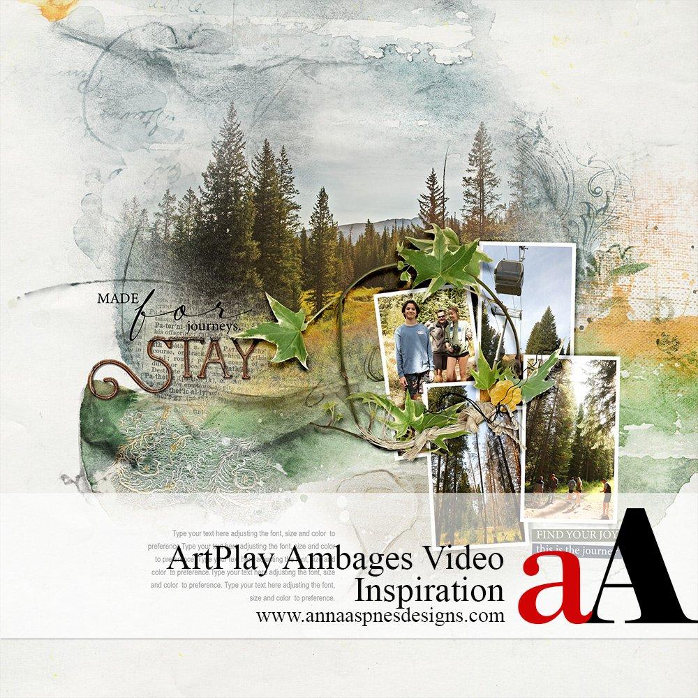 ArtPlay Ambages Video Inspiration