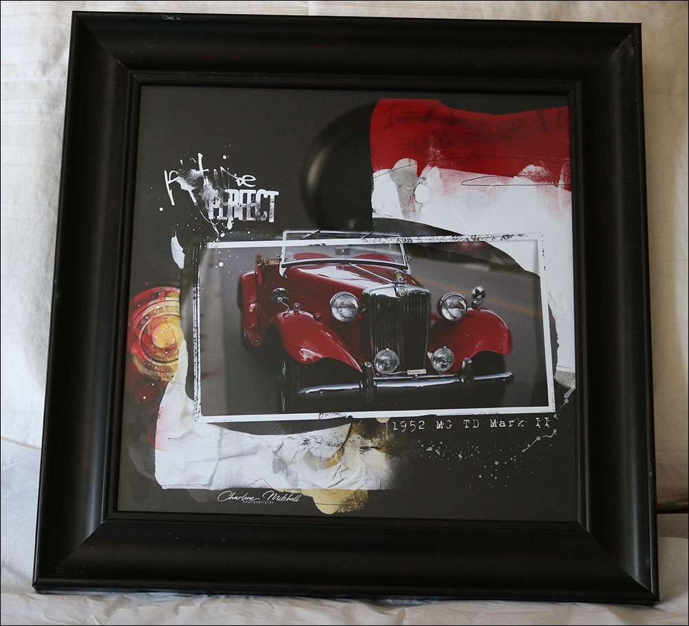 Printing and Framing Your Artistry