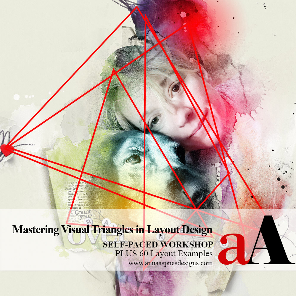 Mastering Visual Triangles in Layout Design