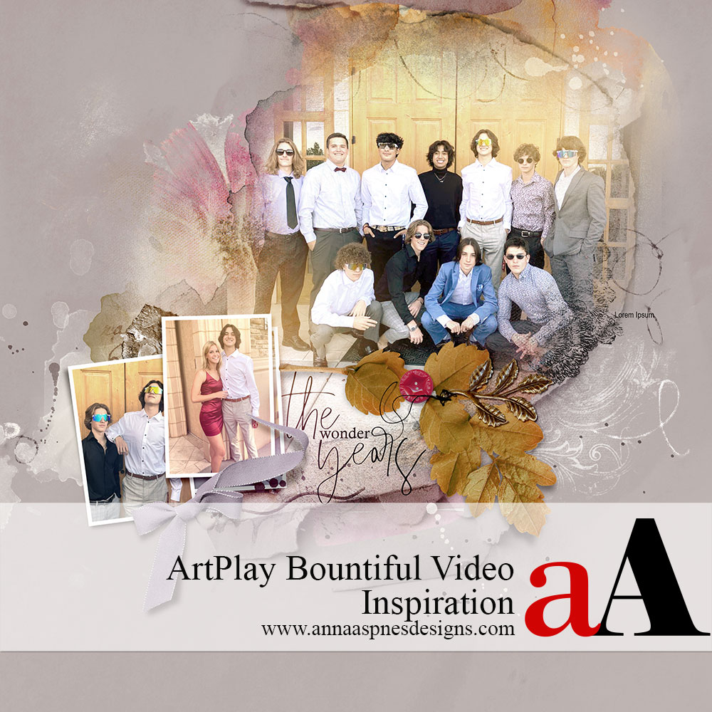 ArtPlay Bountiful Video Inspiration